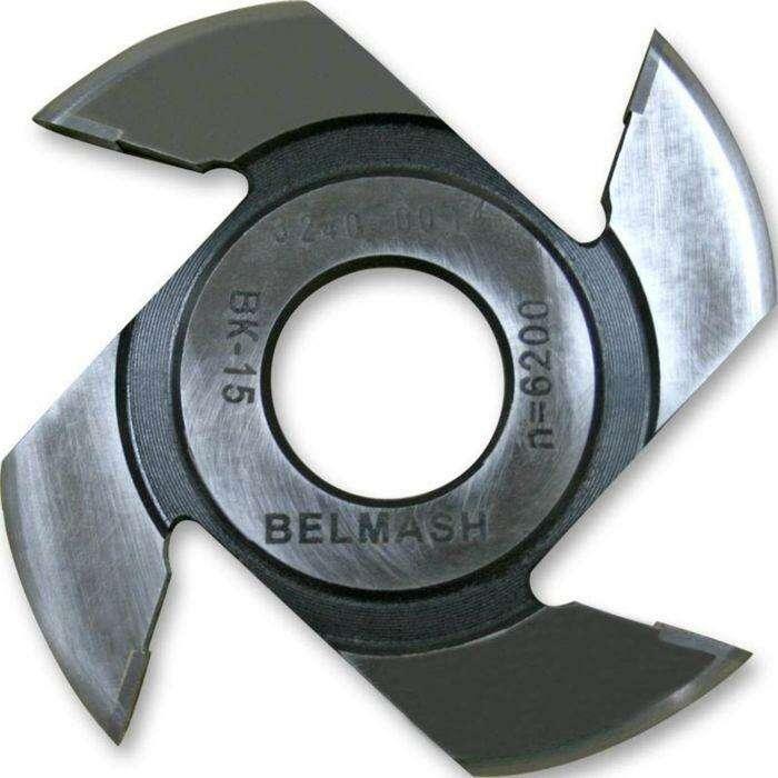 Фреза радиусная для фрезерования галтелей, BELMASH 125×32×8,3 мм