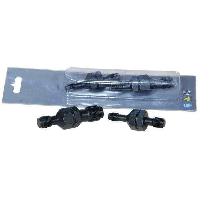 Метчики AE&T MHR02110, для ремонта резьбы гнезда свечи зажигания, М10, М12, М14, М18