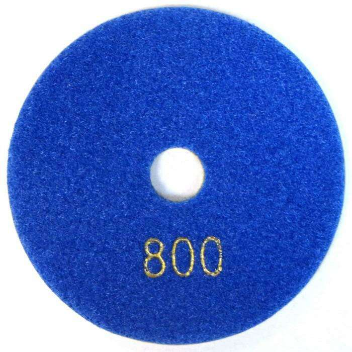 Полировальный круг BAUMESSER Standart, №800, 100 х 3 х 15 мм
