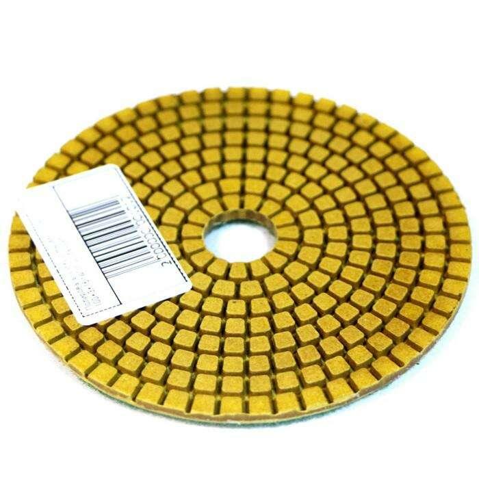 Полировальный круг BAUMESSER Standart, №3000, 100 х 3 х 15 мм