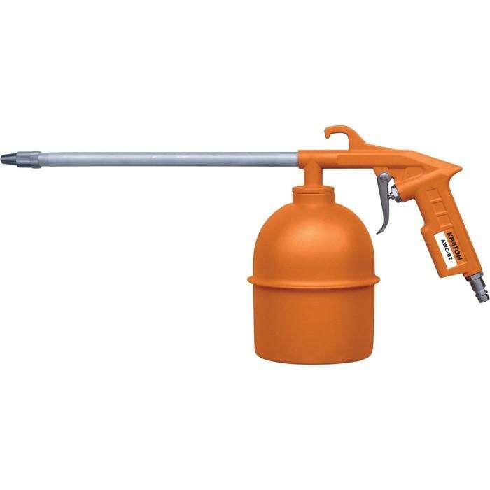 """Пистолет промывочный """"Кратон"""" AWG-02, 2-4 атм, 134 л/мин, 0.75 л., 1.4"""""""