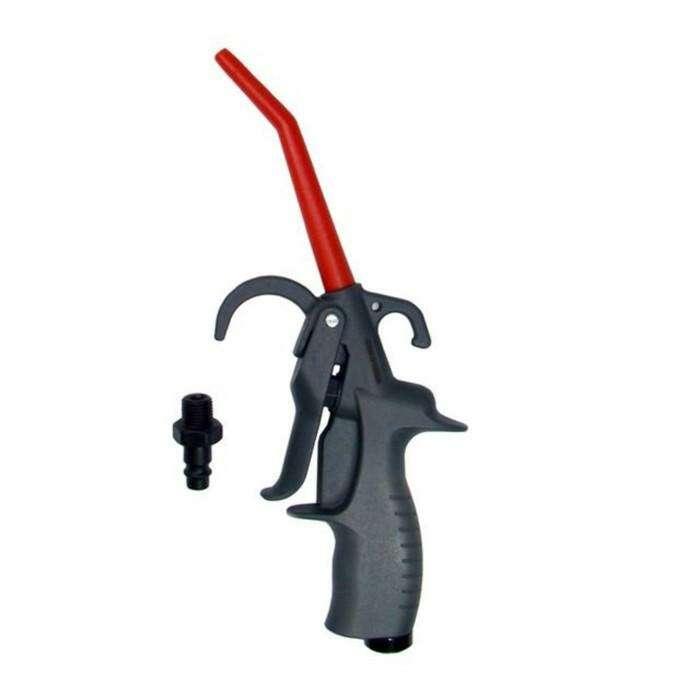 Пистолет продувочный с изогнутым соплом
