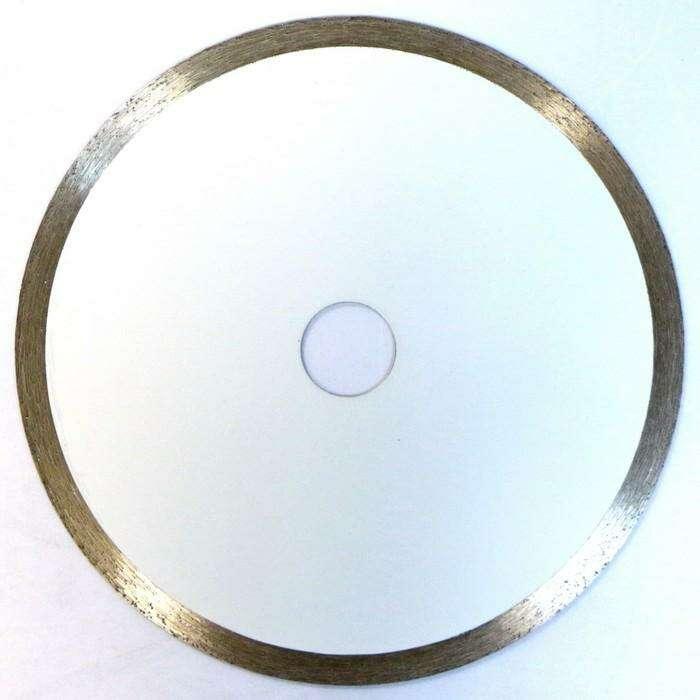 Диск алмазный сплошной DISTAR Hard Ceramics, керамическая плитка, 180 х 1,4 х 25,4 мм
