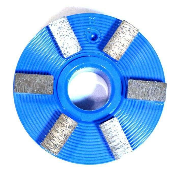 Чашка алмазная DISTAR Vortex, бетон, МШМ-6, №0/40, 95 мм