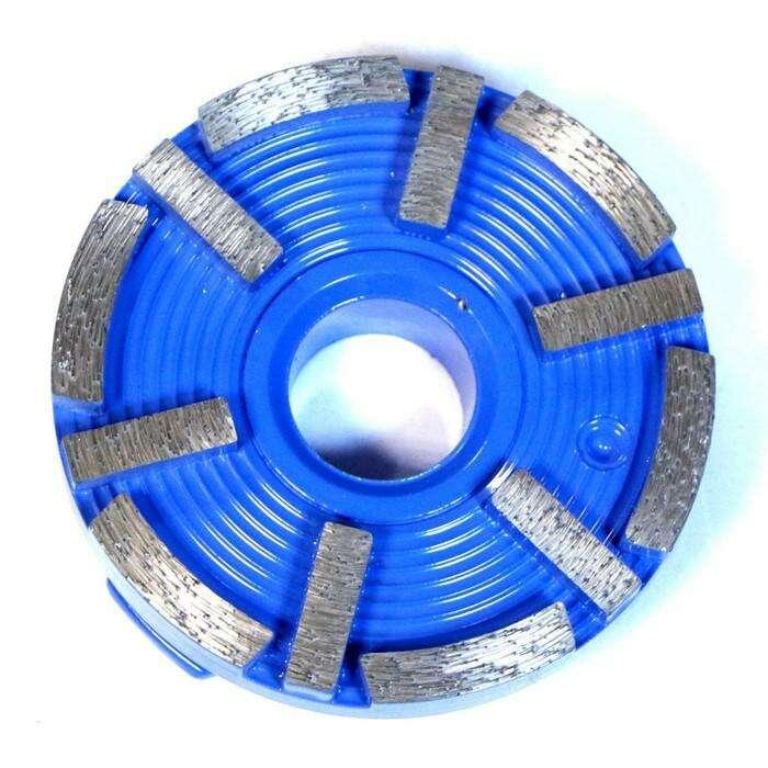 Чашка алмазная DISTAR, бетон, МШМ-12, №00/30, 95 мм