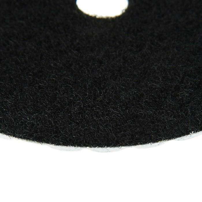 Алмазный гибкий шлифовальный круг TUNDRA premium, для сухой шлифовки, 100 мм, № 50