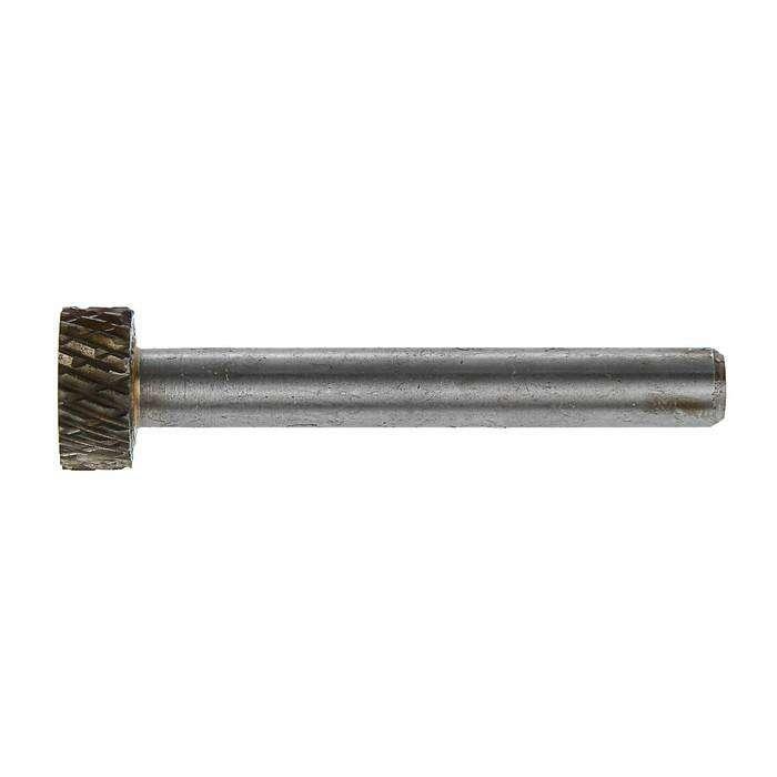 Борфреза TUNDRA premium тип A дисковая, 12 x 5 мм, хвостовик 6 мм