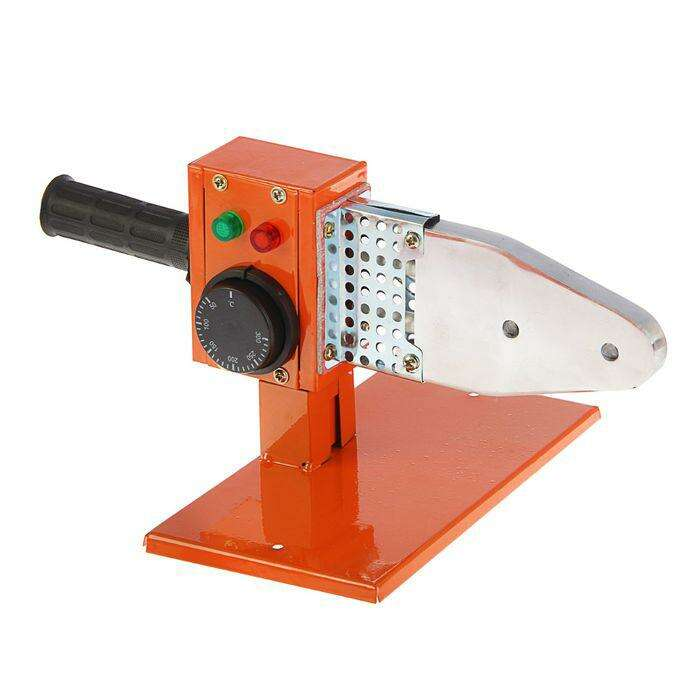 Аппарат для сварки пластиковых труб PATRIOT PW 150, 875 Вт, 0-300°