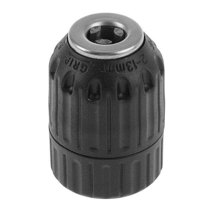 "Патрон для дрели TUNDRA basic, быстрозажимной, 1/2"" - 20 UNF, 1,5 - 13 мм"