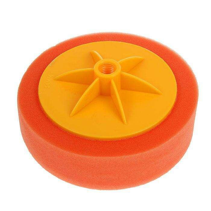 Круг для полировки TORSO, средней жёсткости, 150 мм, плоский