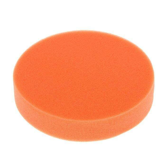 Круг для полировки TORSO, средней жёсткости, 125 мм, плоский