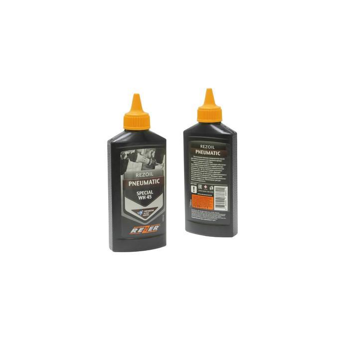 Масло Rezoil PNEUMATIC WH-45, для пневматического инструмента, минеральное, 0.1 л