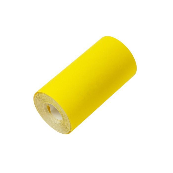 Шкурка шлифовальная в мини-рулонах LOM, на бумажной основе, 115мм х 5м, Р240