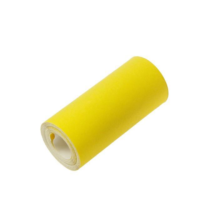 Шкурка шлифовальная в мини-рулонах LOM, на бумажной основе, 115мм х 5м, Р180