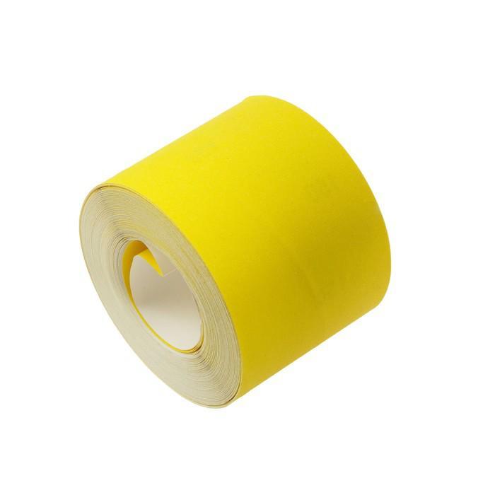 Шкурка шлифовальная в мини-рулонах LOM, на бумажной основе, 115мм х 30м, Р150