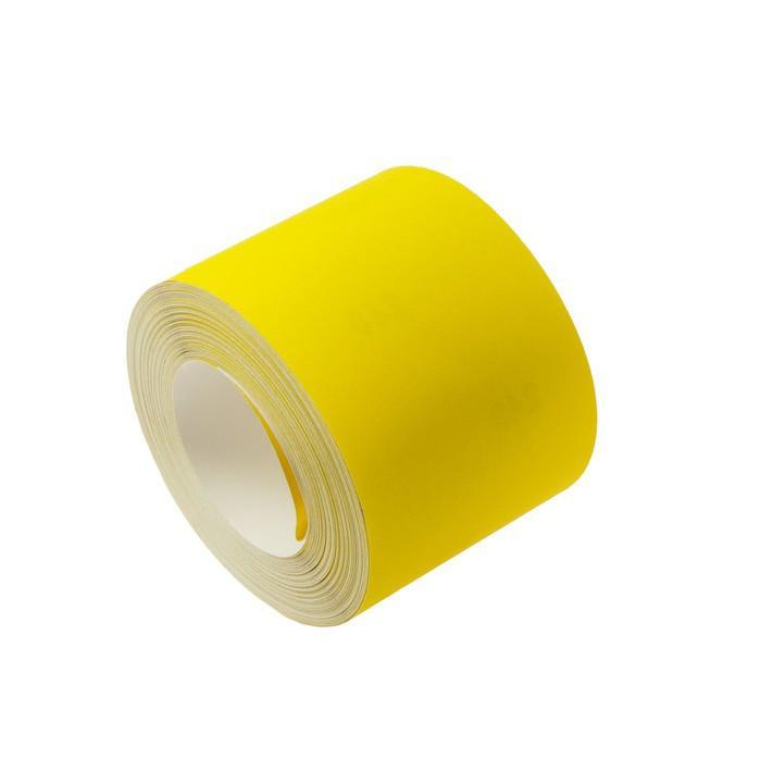 Шкурка шлифовальная в мини-рулонах LOM, на бумажной основе, 115мм х 30м, Р240