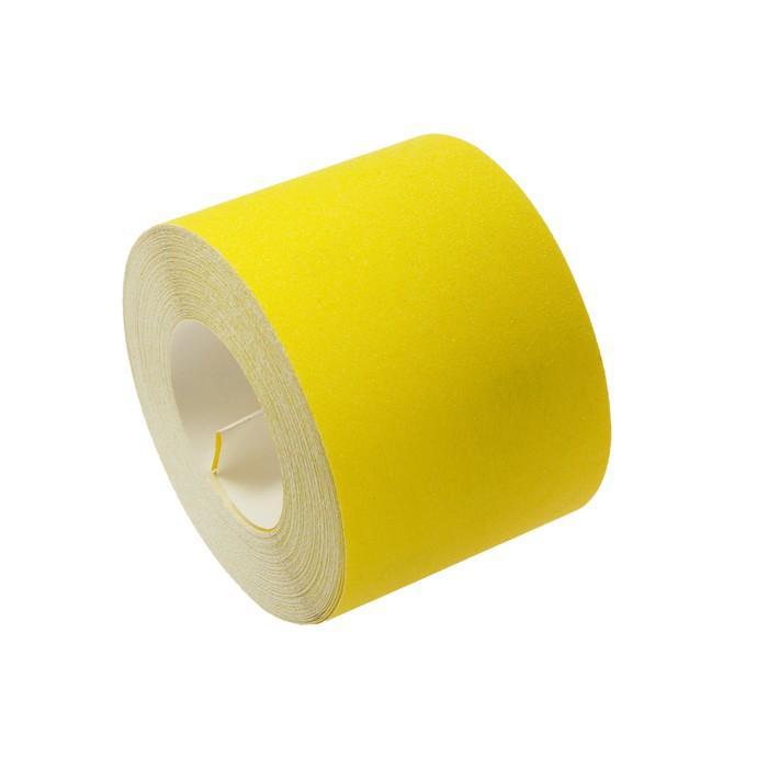 Шкурка шлифовальная в мини-рулонах LOM, на бумажной основе, 115мм х 30м, Р100