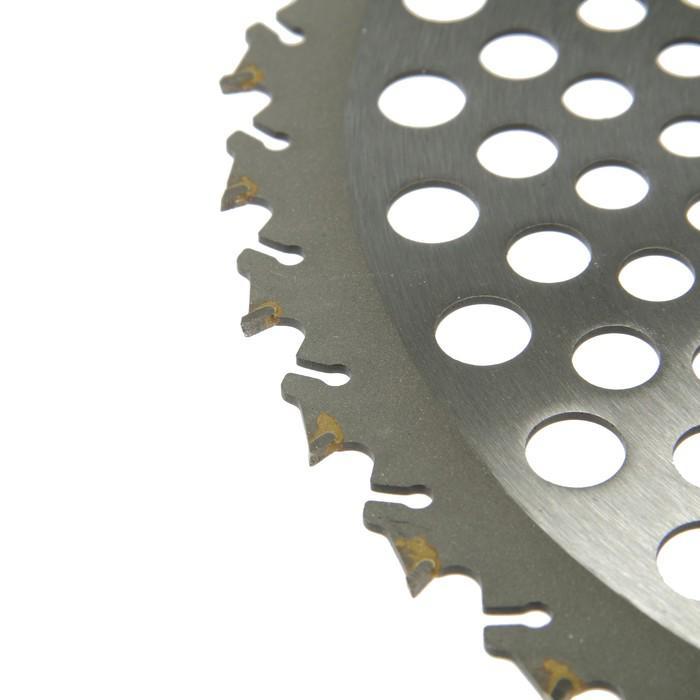 Нож для триммера Rezer GS-W Ultra-Pro, 36 зубьев, 230ммx25.4ммx1.3мм, противоударная форма