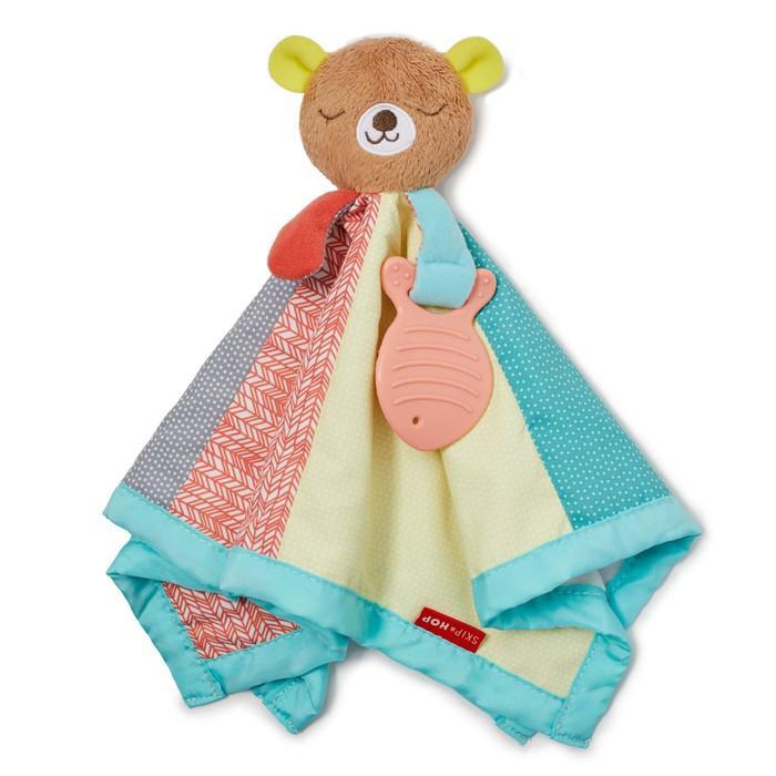 Развивающая игрушка-комфортер «Медвежонок» Skip Hop