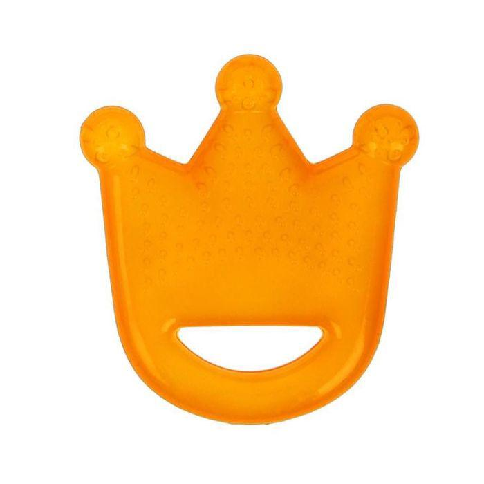 Прорезыватель охлаждающий «Крошка Я. Корона», цвет МИКС