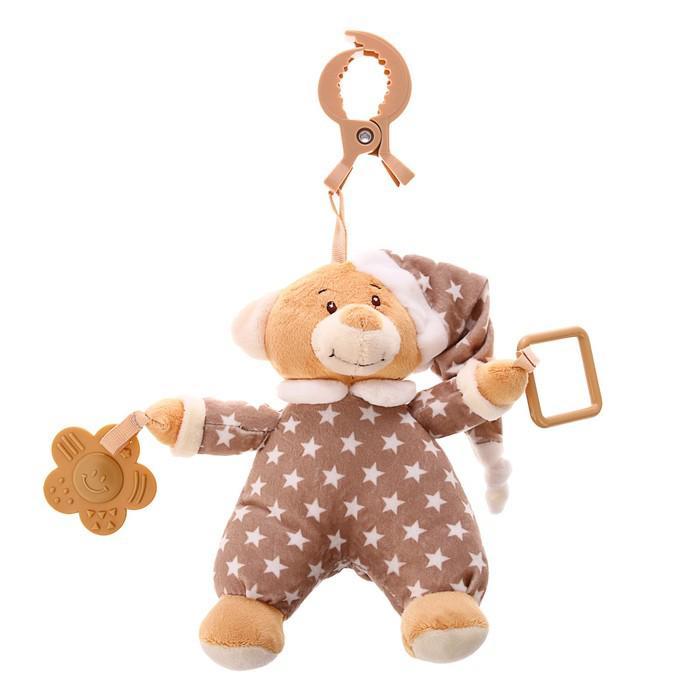 Подвеска-игрушка «Мишутка» с прорезывателем
