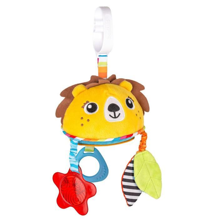 Игрушка подвесная «Лев» Benbat On-the-Go Toys