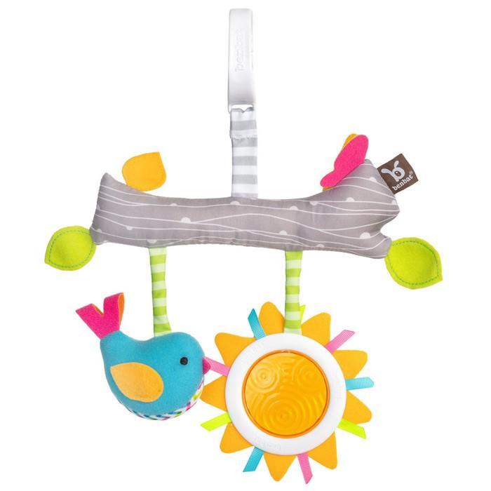 Игрушка подвесная Benbat On-the-Go Toys, Fun & Sun