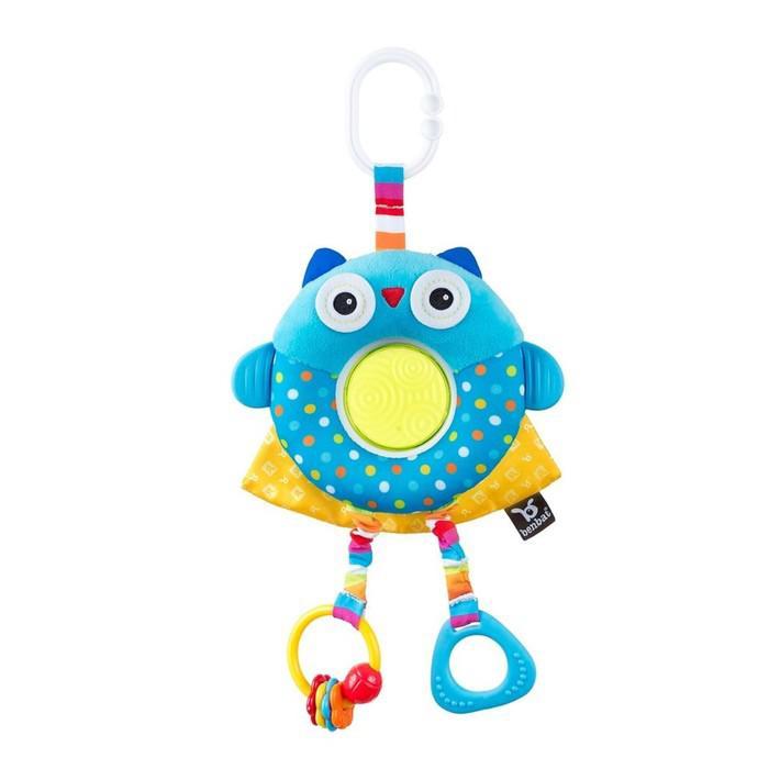 Игрушка подвесная «Сова» Benbat On-the-Go Toys