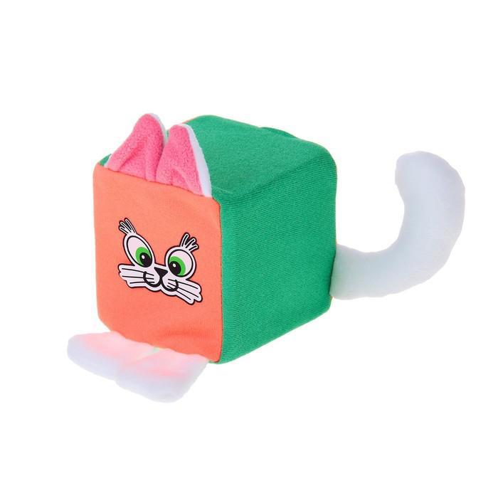 Подвеска-игрушка «Мяу» мягконабивная