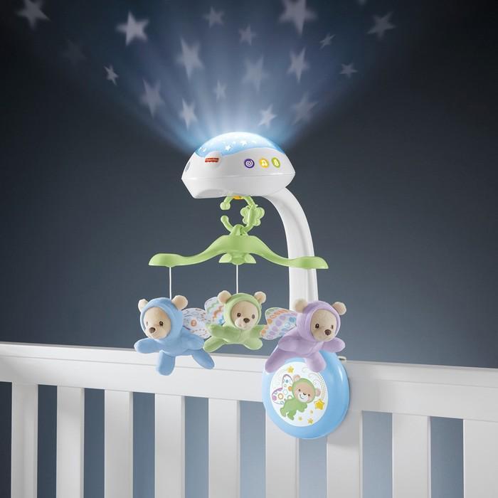 Мобиль «Мечты о бабочках»