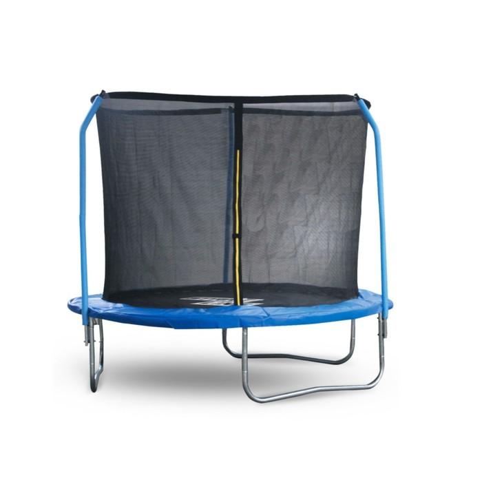 Батут Start Line Fitness 6 футов (183 см) с внутренней сеткой и держателями