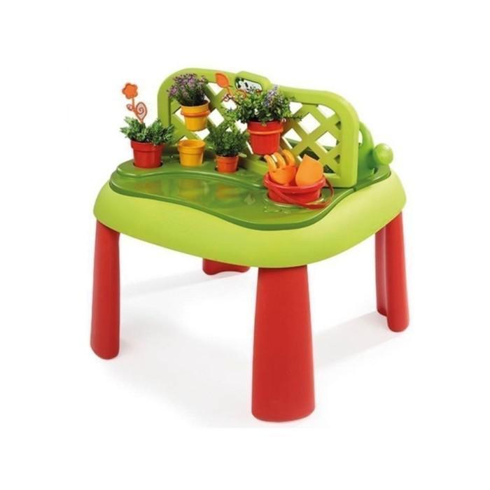 """Игровой столик-песочница """"Огород"""""""
