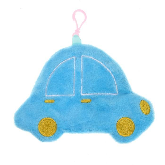 Мягкая растяжка-погремушка на кроватку и коляску «Малышу»