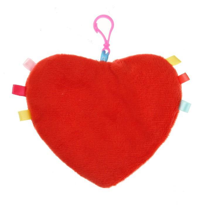 Мягкая растяжка-погремушка на кроватку и коляску «Любимый ребёночек»