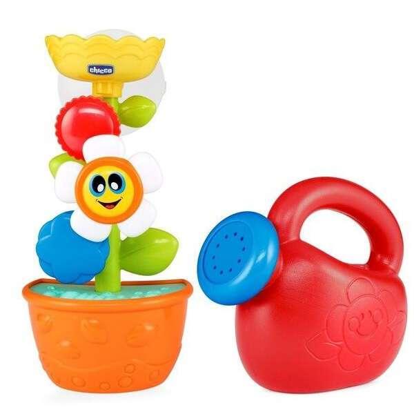 """Игрушка для ванны """"Лейка с цветком"""" Chicco"""