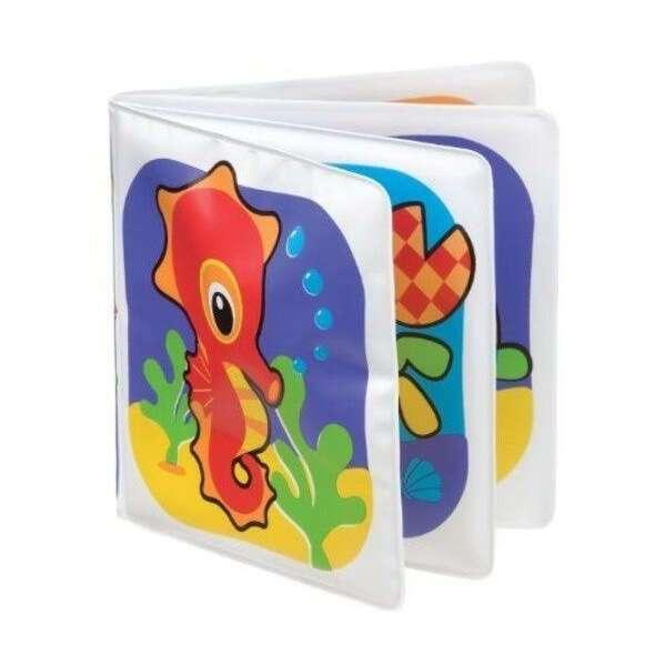 Игрушка-книжка для купания Playgro