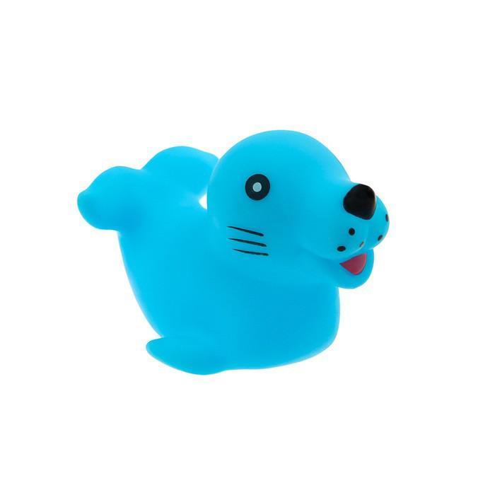 Игрушка для ванны «Тюлень», цвета МИКС