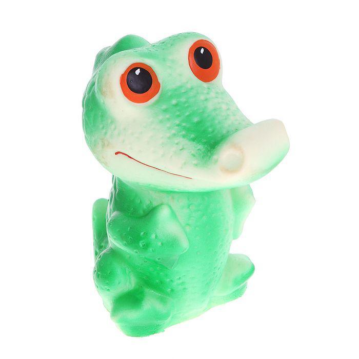 Резиновая игрушка «Крокодил»
