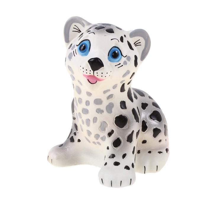 Резиновая игрушка «Снежный Барс»