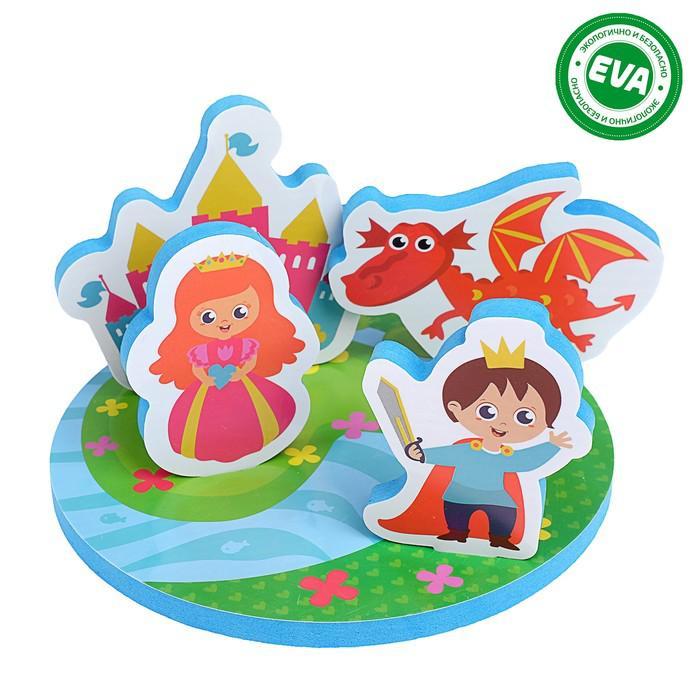 Набор игрушек для ванны «Сказка»