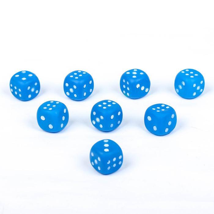 Набор для игры в ванне «Кубики», 8 шт., цвета МИКС