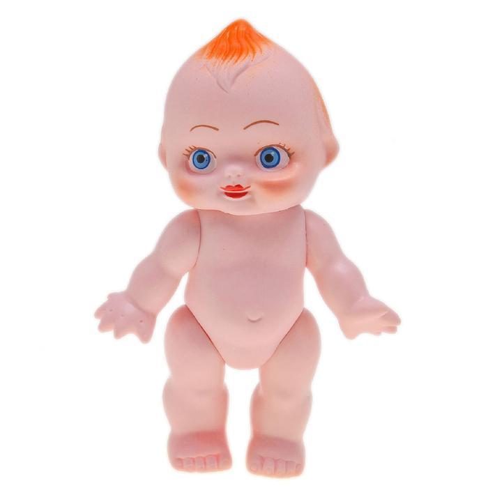 Резиновая игрушка «Пупсик»