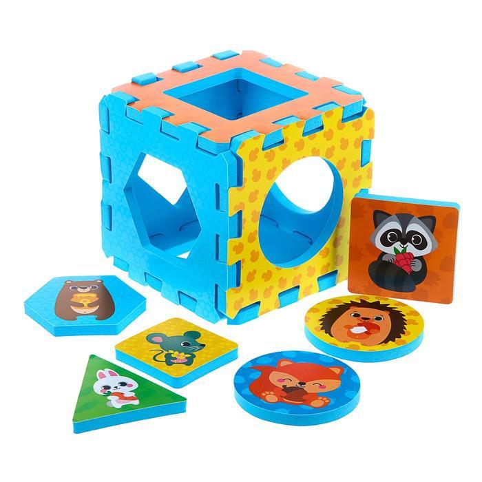 Игрушка для купания «Лесные животные»