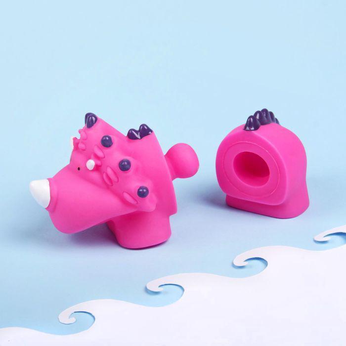 Игрушка-пазл для ванны «Динопарк», набор 3 шт.