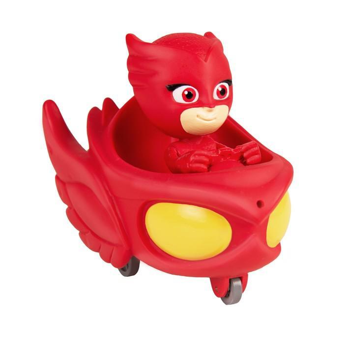 Игрушка для ванны «Алетт» в машине, брызгает водой