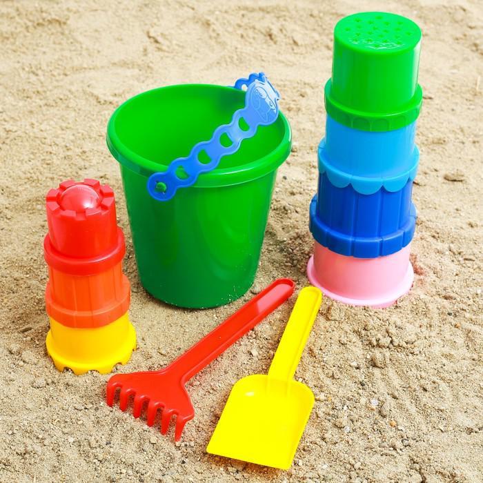 Наборы для игры в песке №2