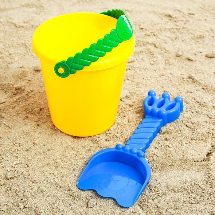 Набор для игры в песке №48   МИКС
