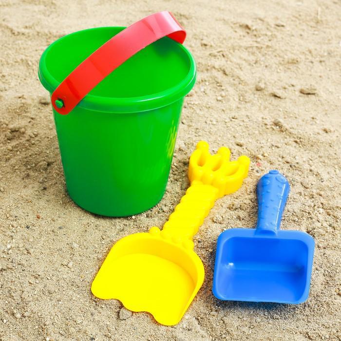 Набор для игры в песке №23    МИКС