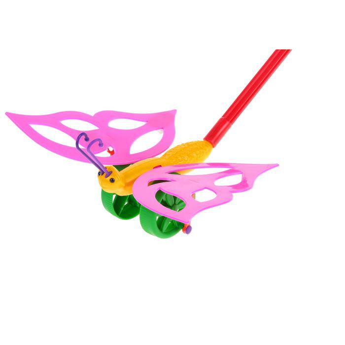 Каталка Бабочка, без шариков