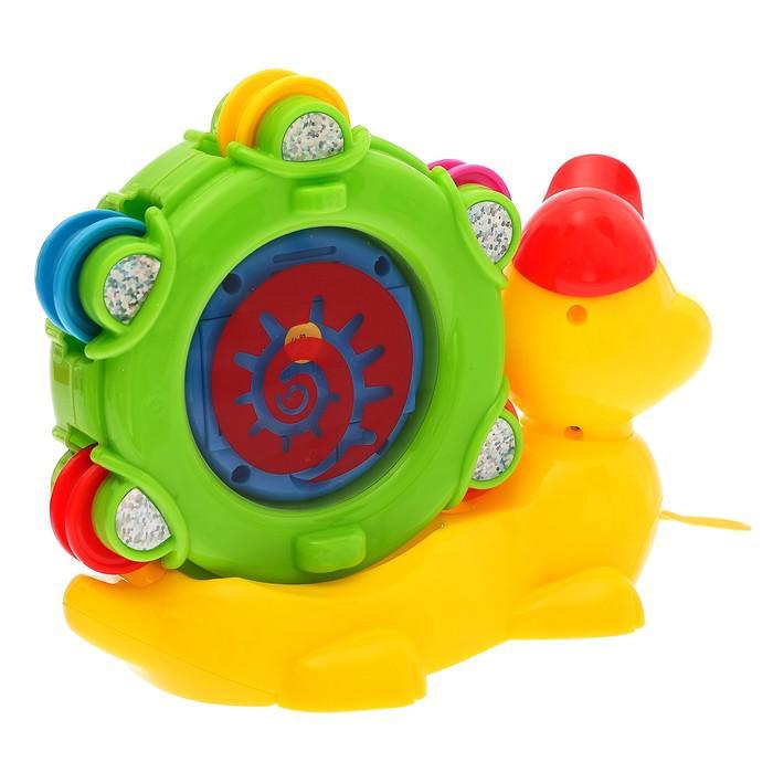 Развивающая игрушка «Черепашка», световые и звуковые эффекты